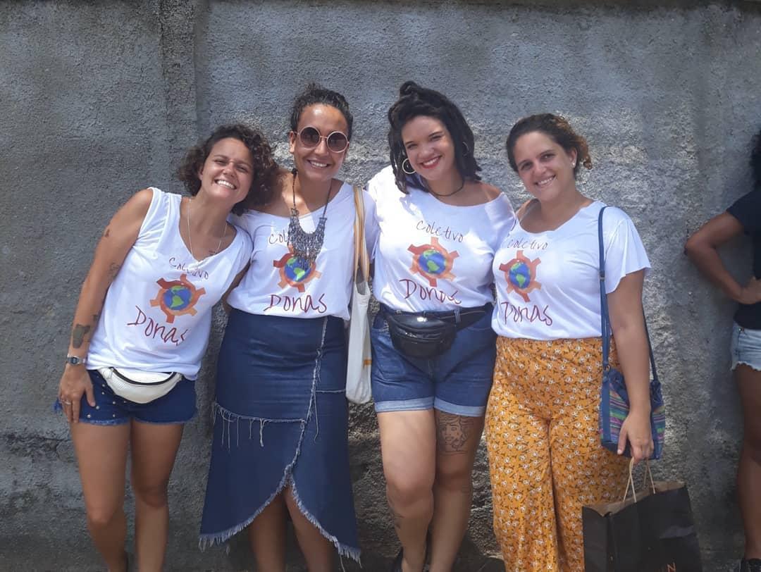 Coletivo DONAS promove encontro feminista no próximo sábado no EDUCAP