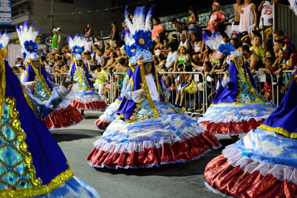 Veja a lista das escolas de samba que irão desfilar na Intendente Magalhães