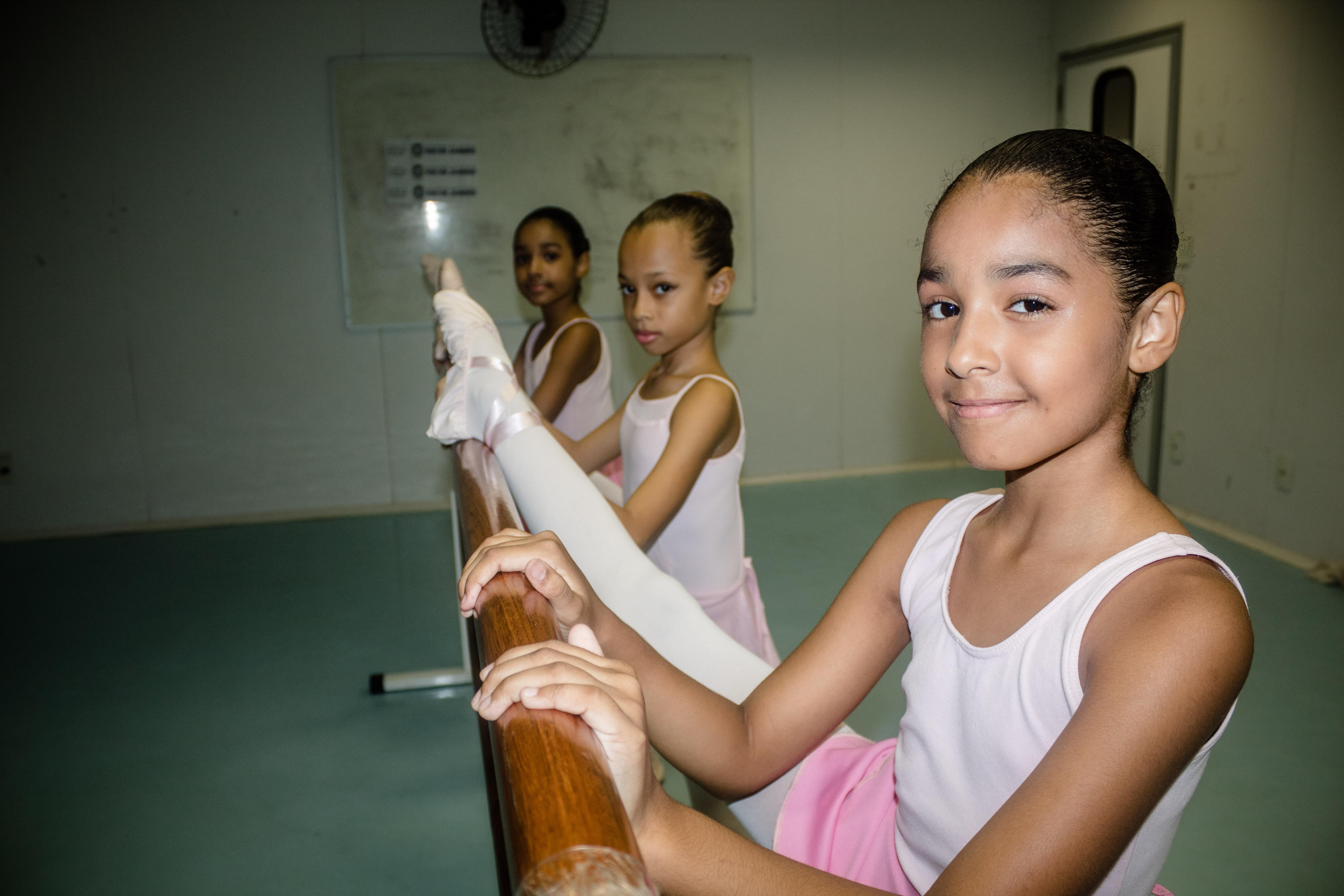 Projeto de Ballet do Alemão expande atividades para todo o Brasil de forma on-line