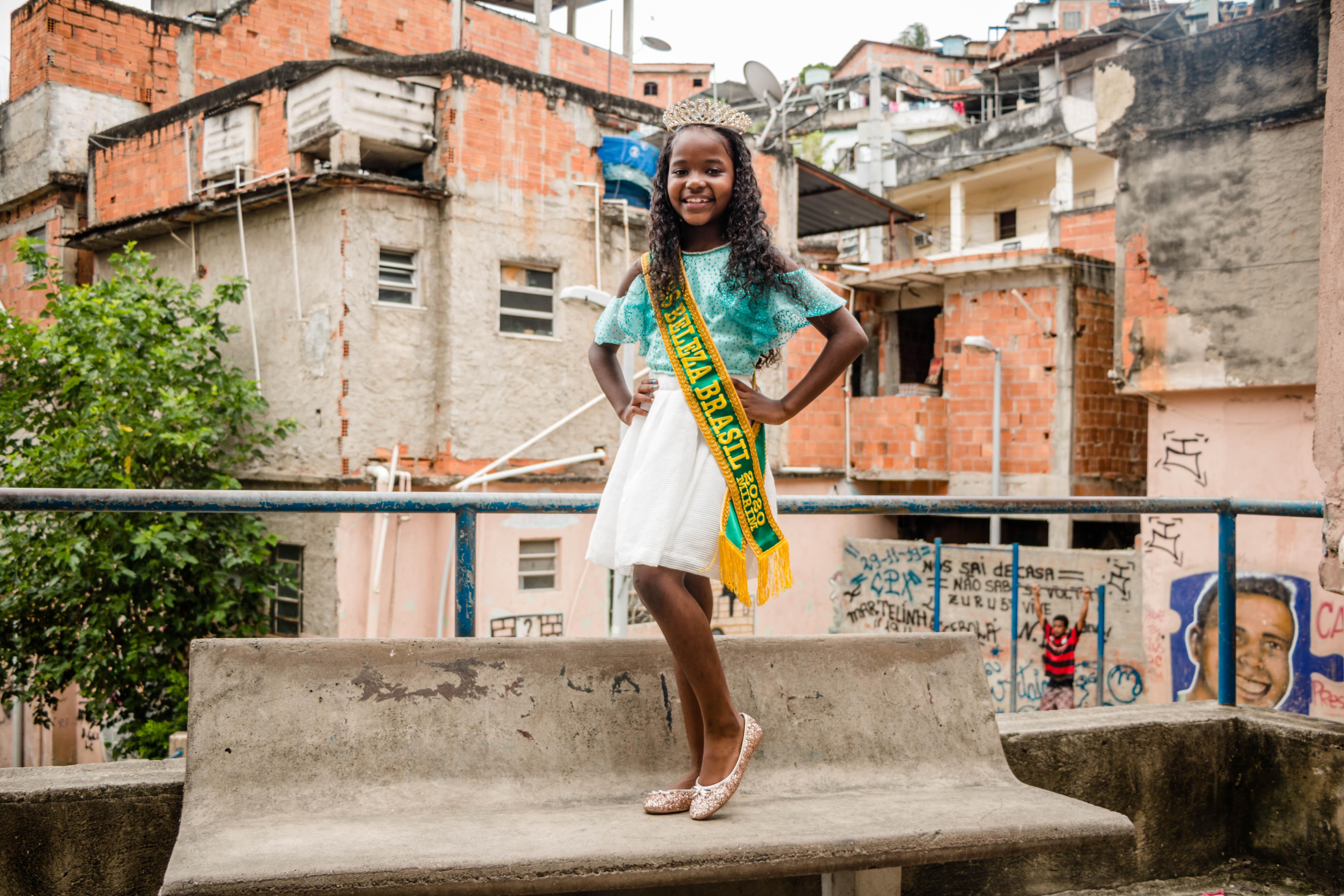 Moradora do Alemão é a nova Miss Beleza Brasil Mirim 2020
