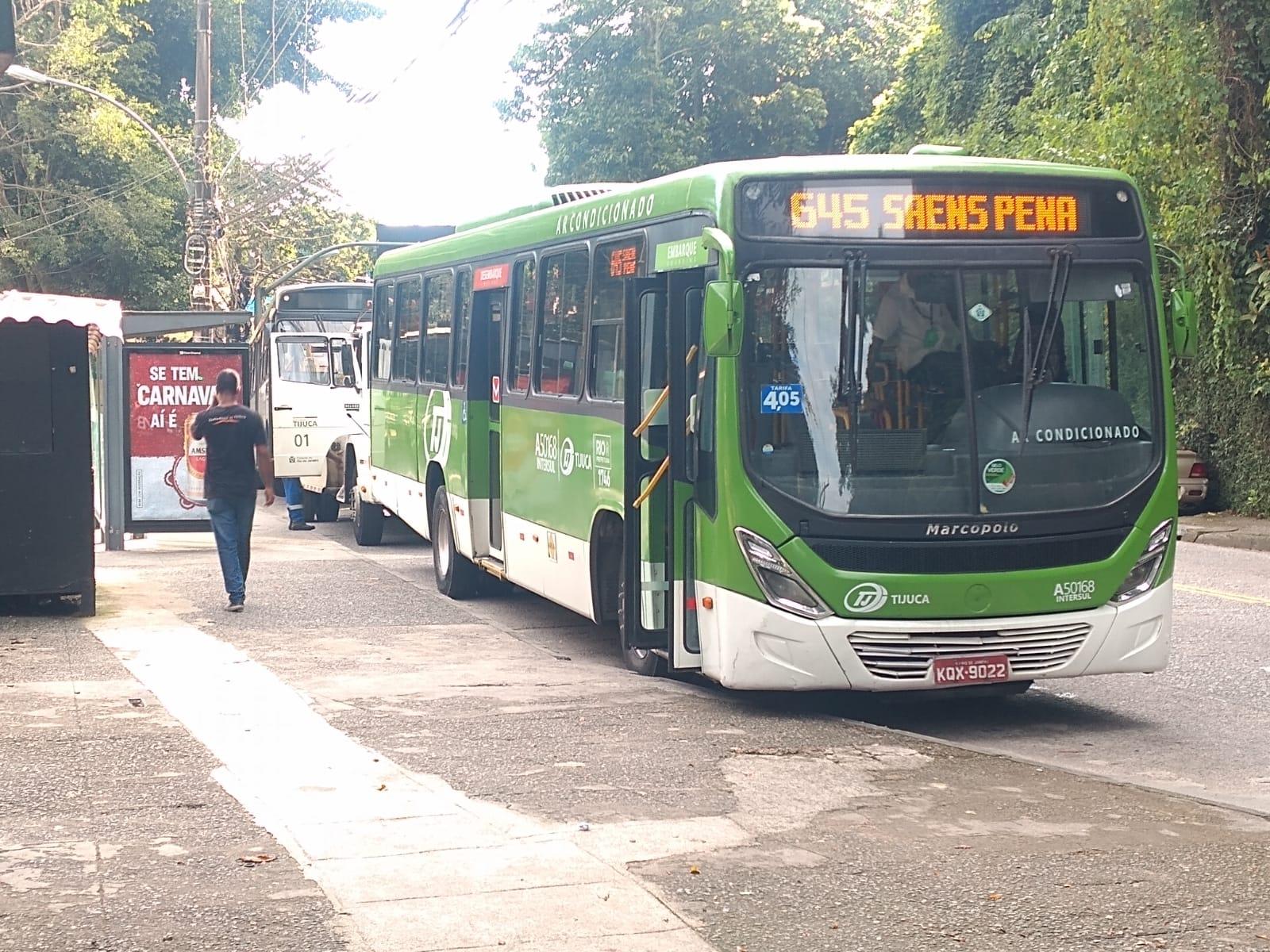 Com linha 645, prefeitura mascara problema no Alto da Boa Vista