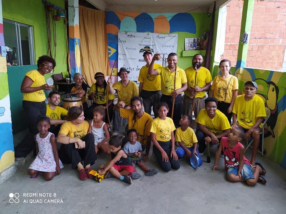 Centro Cultural Oca dos Curumins recebe Roda do Amar e Oficina de Jongo à partir da próxima quinta (20)