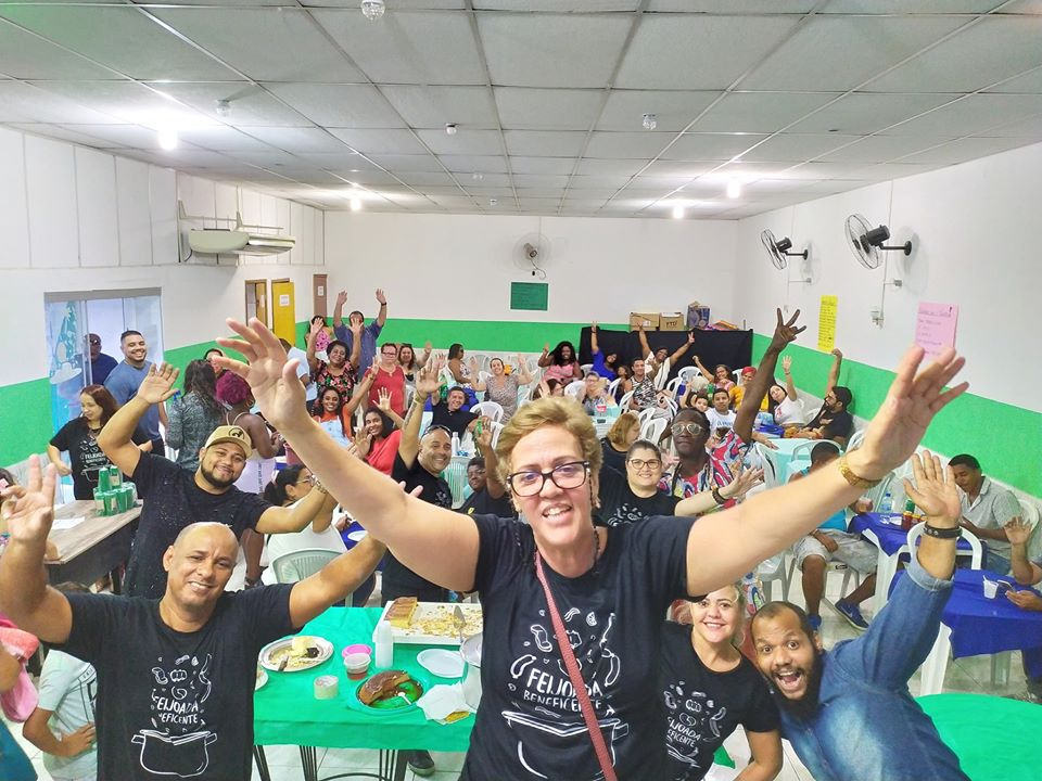 Instituto Movimento & Vida convida para almoço beneficente