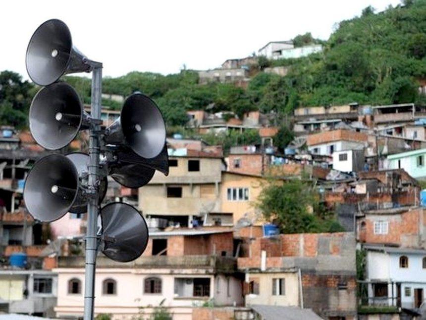 CHUVA FORTE: 4 sirenes foram acionadas no Complexo do Alemão