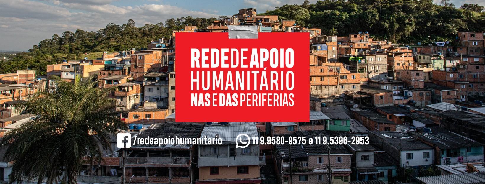 Rede de Apoio Humanitário nas e das Periferias é criada em São Paulo