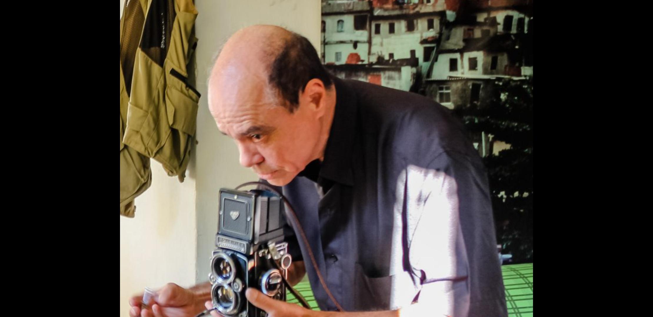 Primeiro fotógrafo do Alemão morre com suspeita de coronavírus