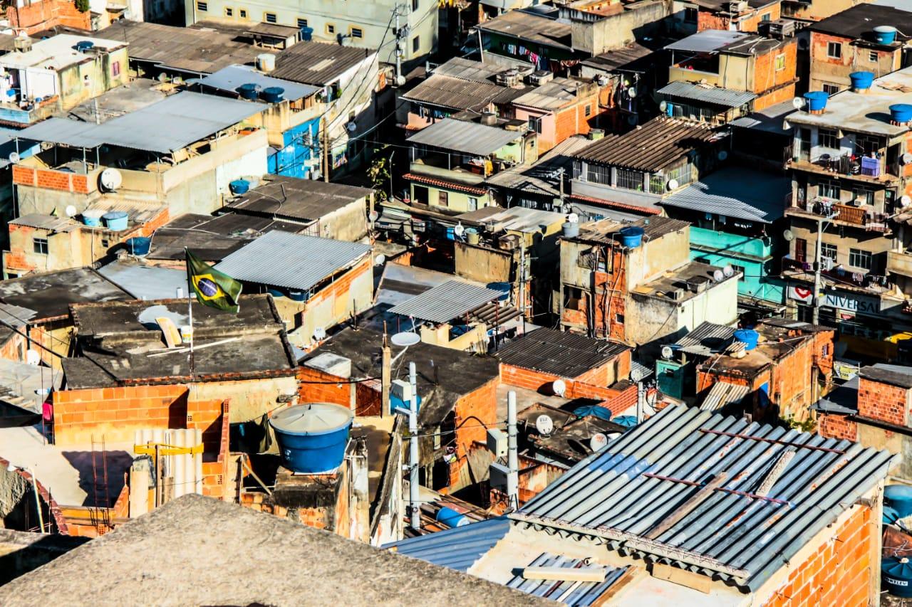 Favelas do Rio somam 10 mortes por coronavírus