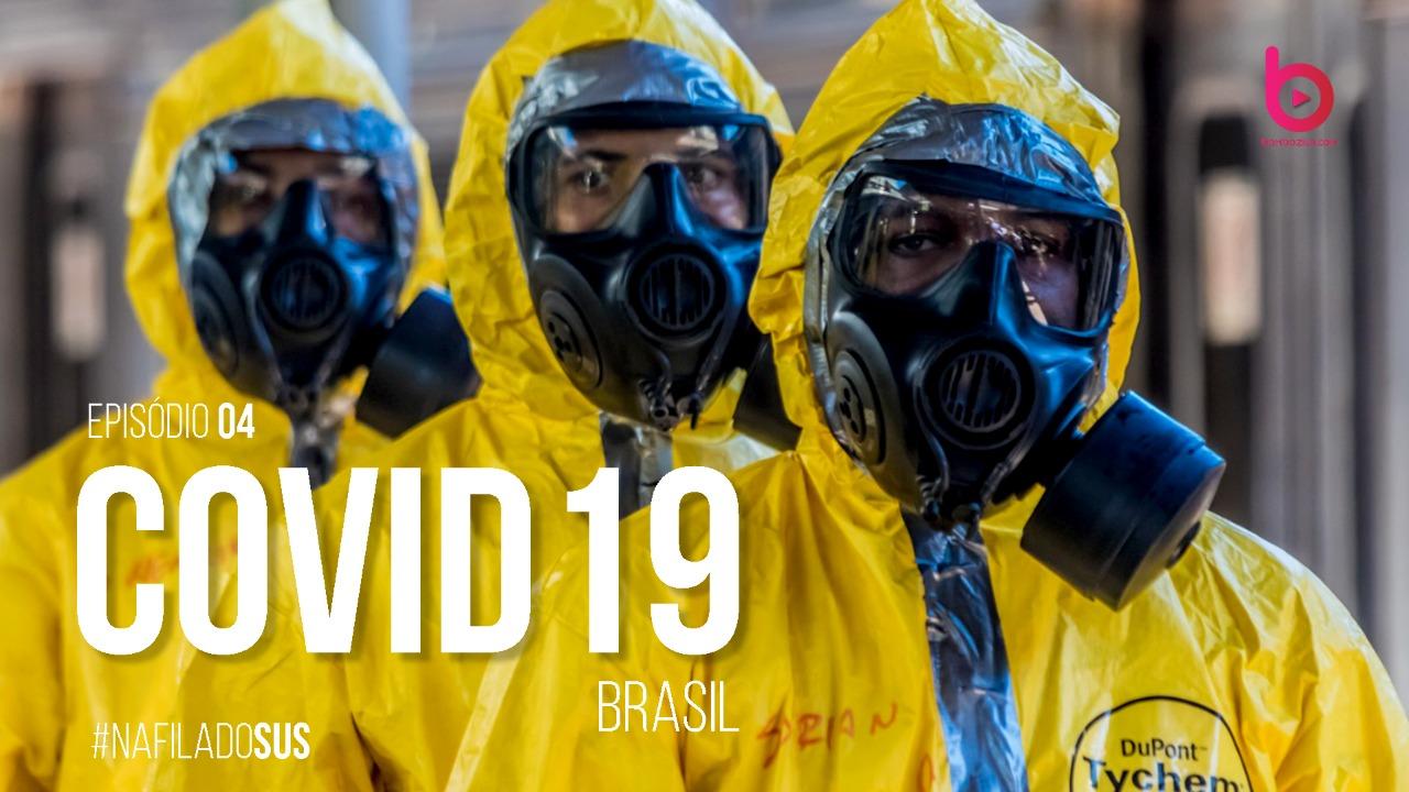 Na fila do SUS: websérie mostra luta contra a COVID-19 nas favelas do Rio