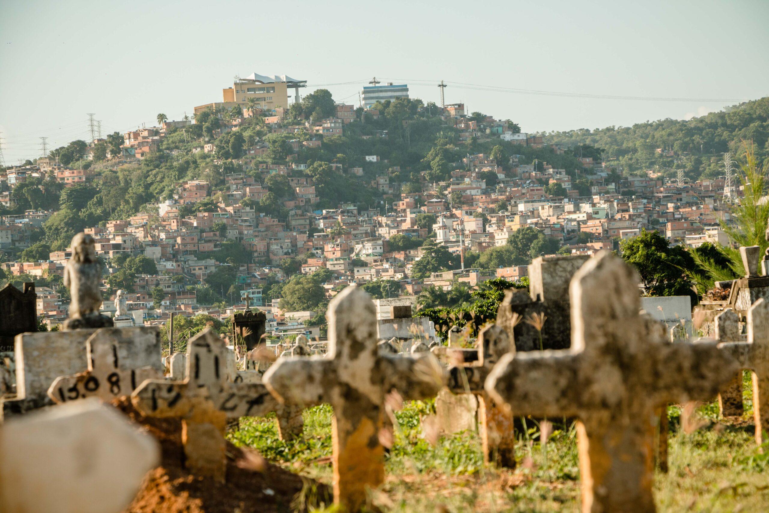 Covid-19: Favelas registram mais de 1.000 casos; mortes chegam a 254