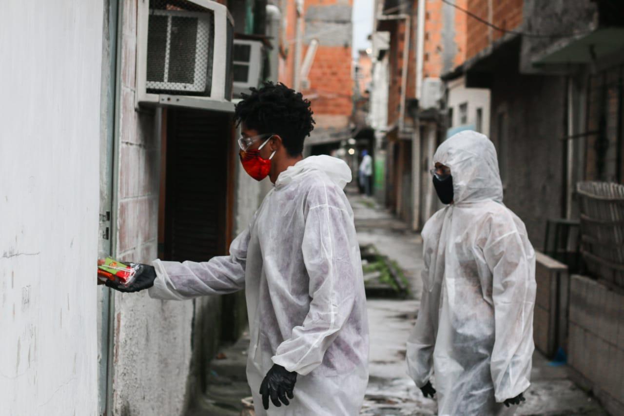Frente Maré: informação e solidariedade em 16 favelas