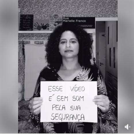 Fala Cantagalo faz vídeo informativo para mulheres que sofrem violência doméstica