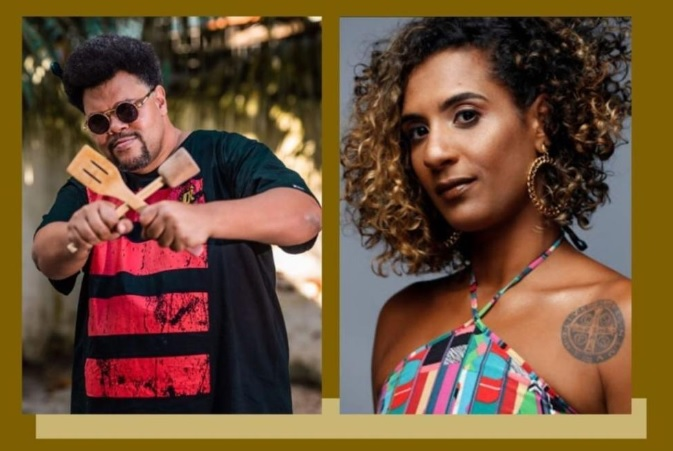 Babu Santana e Anielle Franco participam de live sobre direitos da população preta e de favela