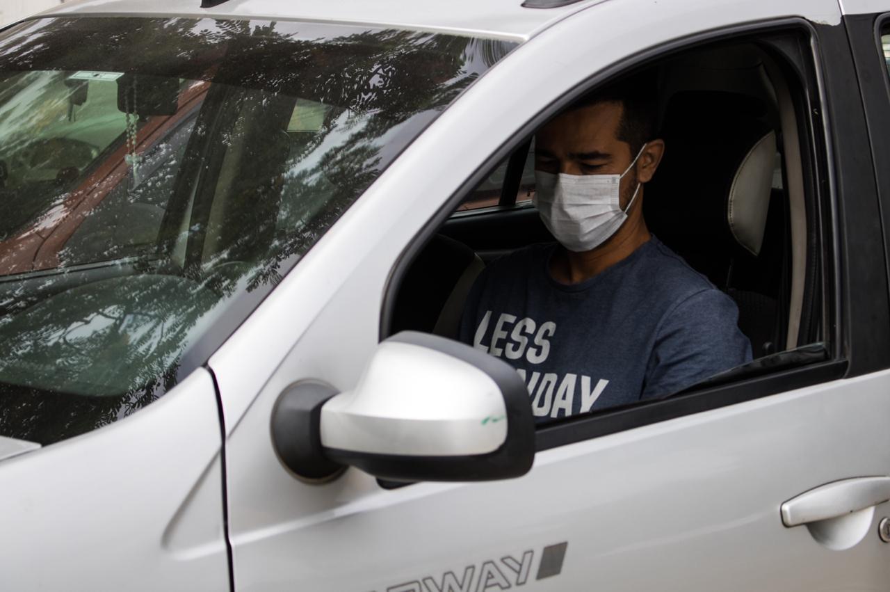 Medida da Prefeitura restringe carros particulares em alguns bairros do Rio