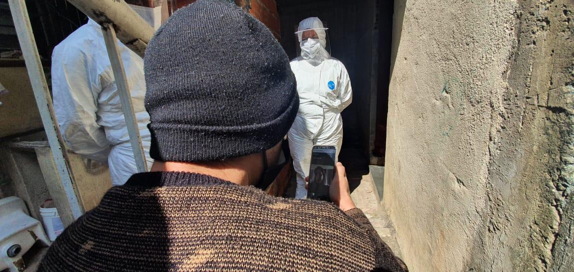 Projeto SAS Brasil chega no Morro do Alemão para implantar telemedicina no período da pandemia