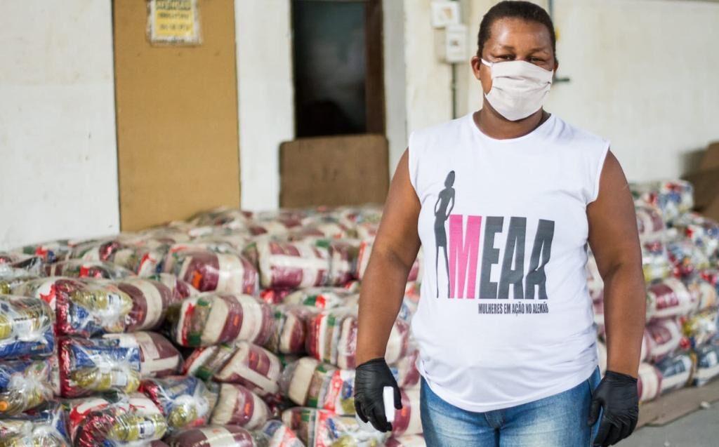 Mãe, mulher, defensora dos direitos humanos e militante habitacional: conheça Camila Moradia