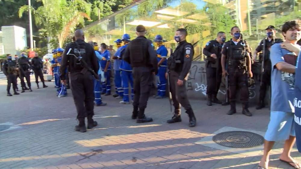 Boxes do camelódromo da Rocinha serão removidos hoje (20) pela prefeitura