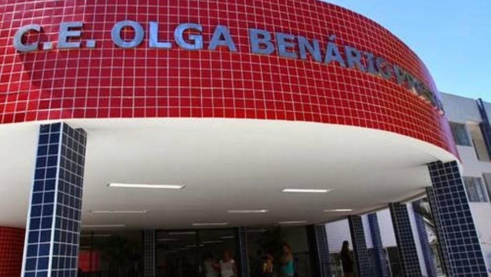 Colégio Estadual Olga Benário Prestes, no Complexo do Alemão, é roubado e vandalizado