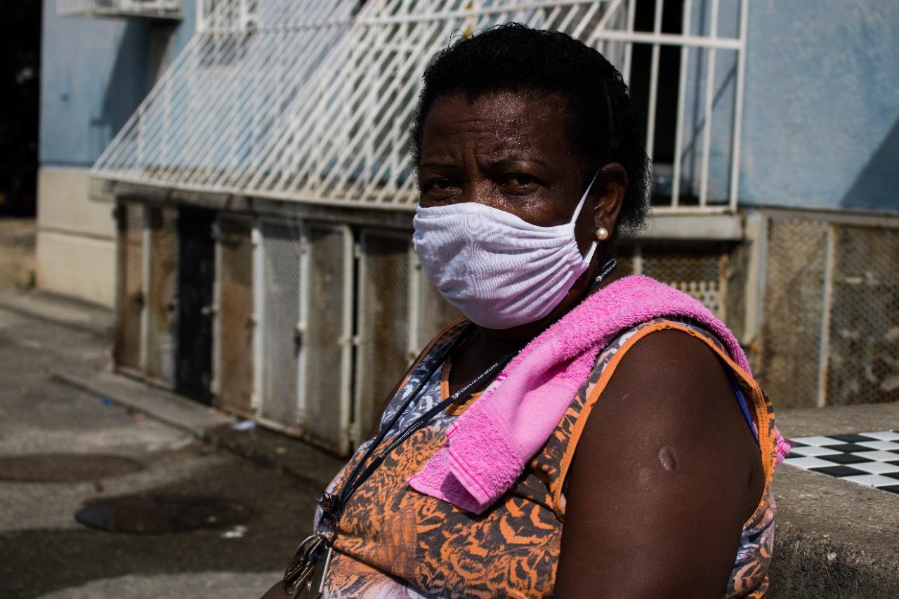 Usar máscara salva, protege você e outras pessoas