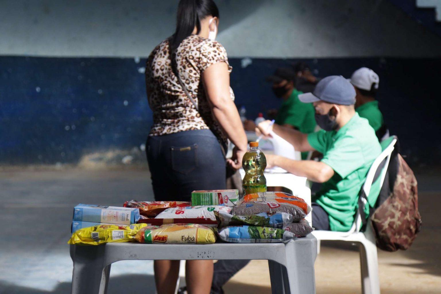 Mudança: alunos da Rede Municipal vão receber cesta básica ao invés do cartão alimentação