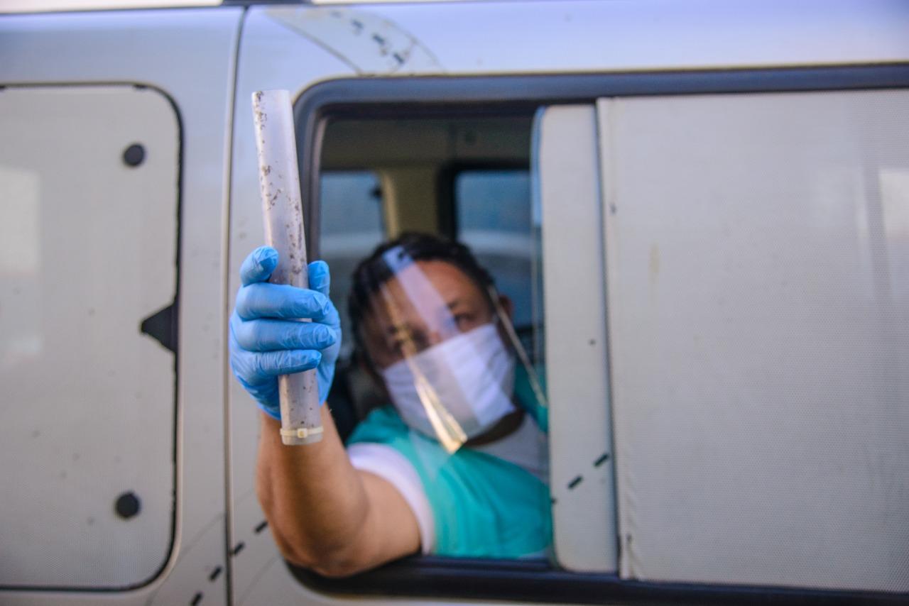 Ações de prevenção contra a dengue foram retomadas pela Fiocruz na Zona Norte