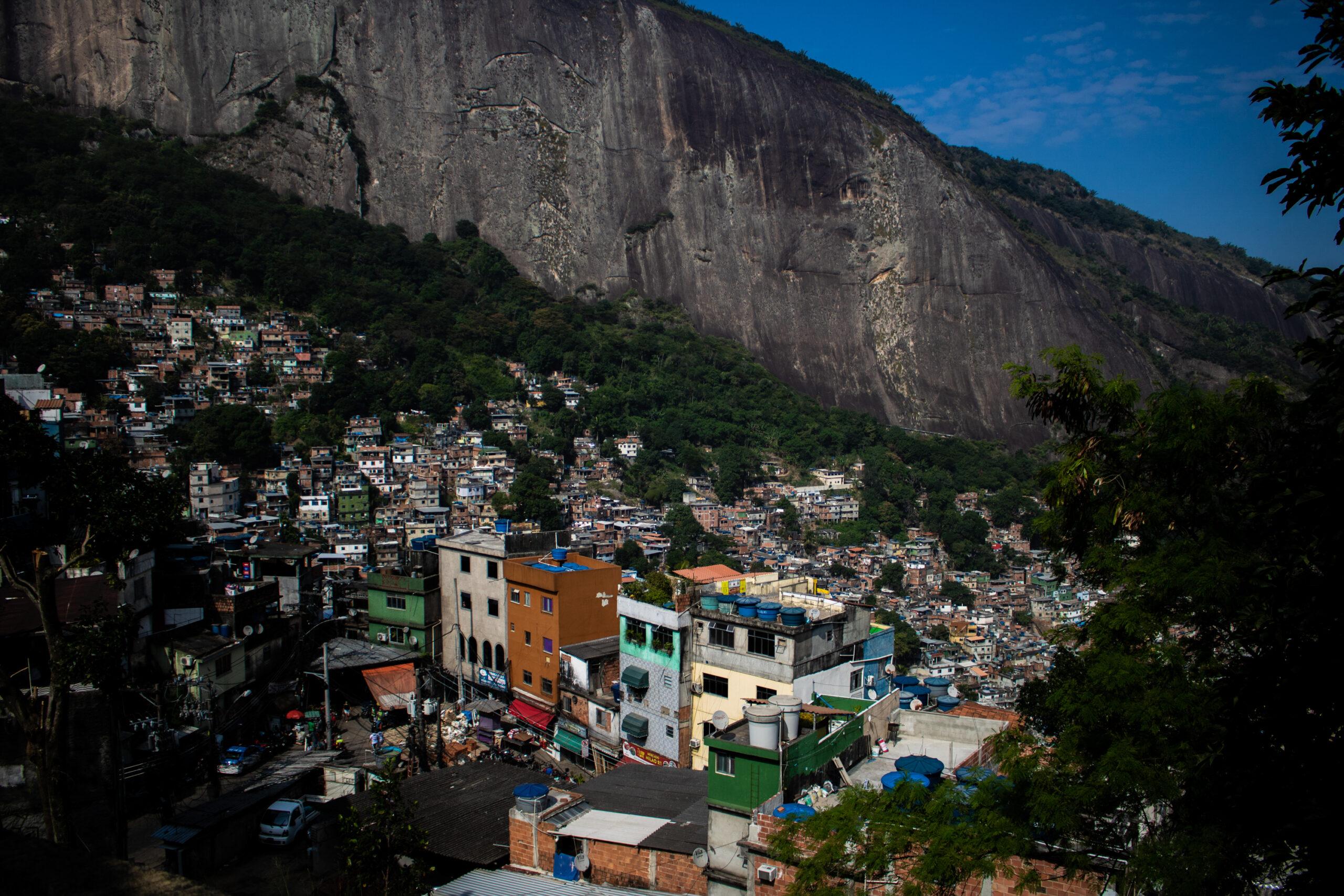 Prefeitura do Rio libera R$4,6 milhões para obras de controle de encostas na Rocinha
