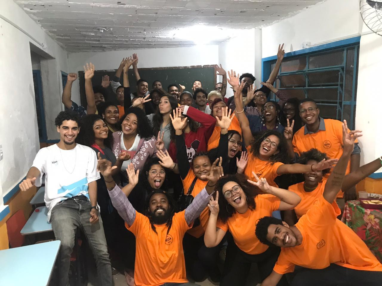 4G Para Estudar: Pré-vestibular do Jacarezinho busca apoio para garantir acesso à internet