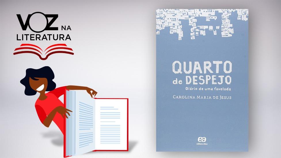 Voz da literatura: autores da favela para conhecer