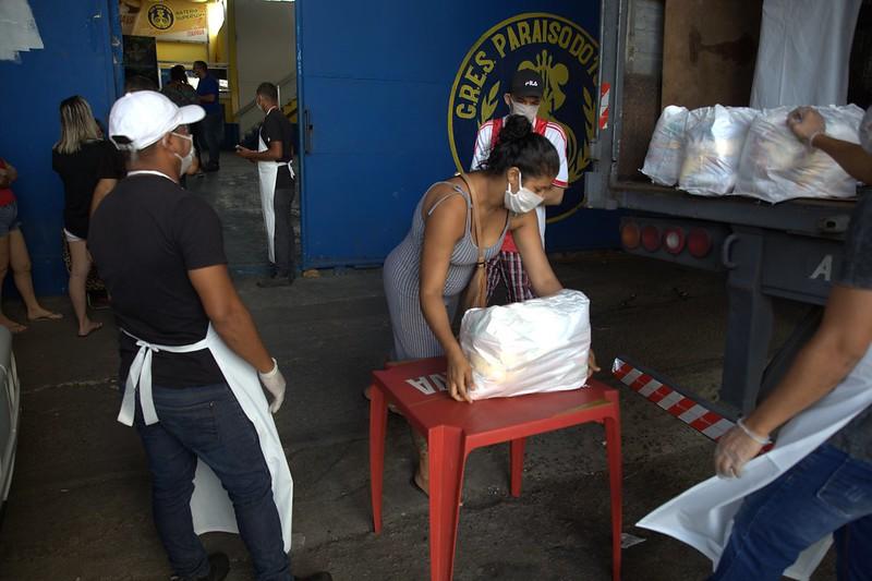 Secretaria Municipal de Educação cria formulário online para informar sobre cesta-alimentação