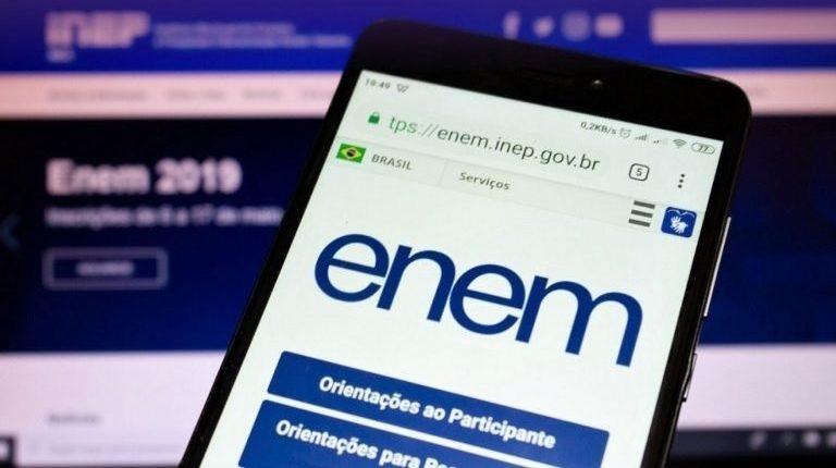 Pagamento da inscrição do ENEM é prorrogado até o dia 10 de junho