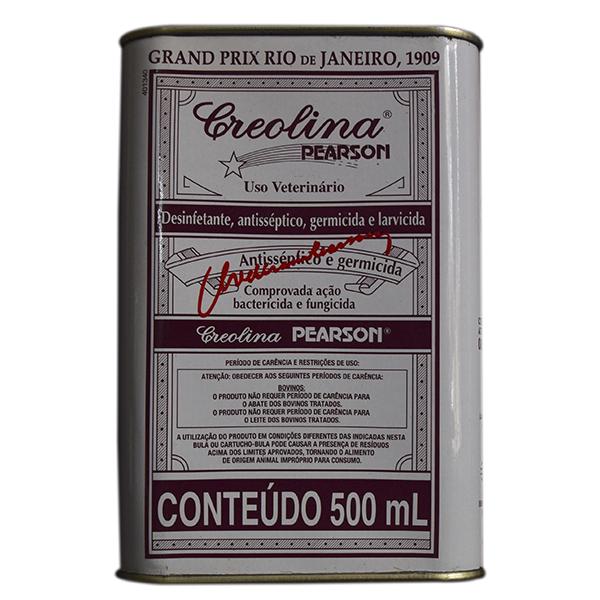 Produto germicida Creolina NÃO cura Covid-19