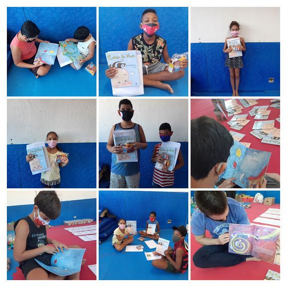 Associação Nagai e Instituto Estação das Letras promovem rodas online de leitura para juventude do Complexo do Alemão