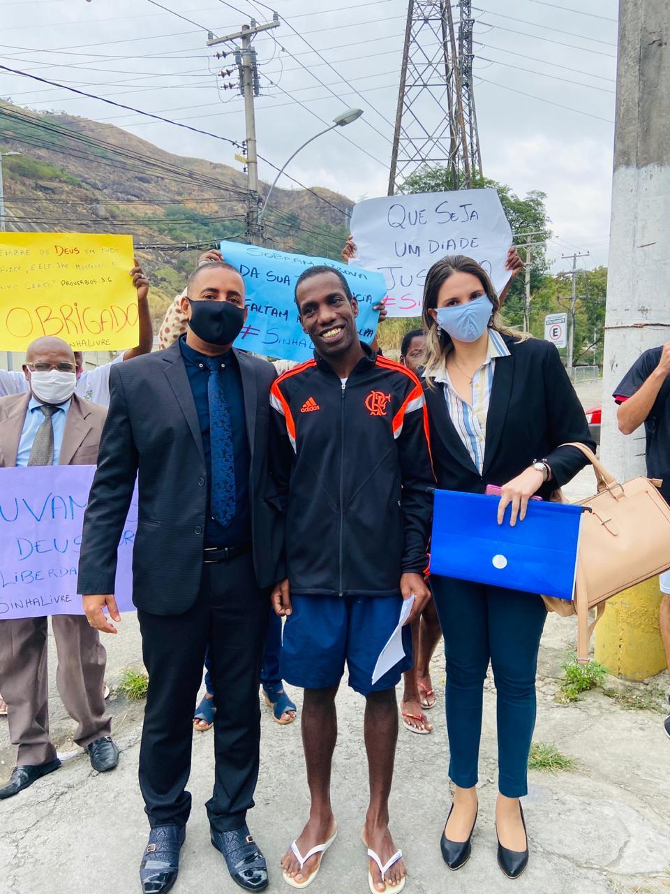 Morador do Complexo do Lins preso injustamente é solto neste sábado (04)