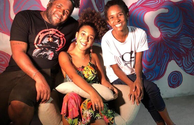 Programa Além da Quebrada estreia hoje; a primeira entrevistada é Nath Finanças